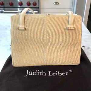 Judith Leiber vintage evening satchel